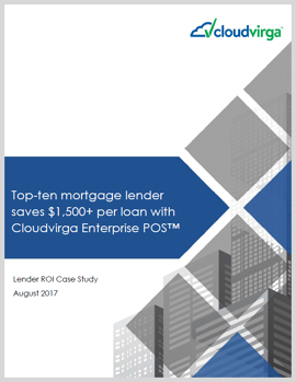 Digital Mortgage ROI Case Study